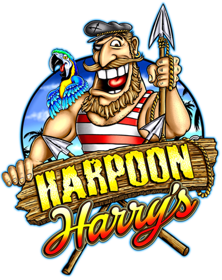 Harpoon Harry's ... back and bigger than ever!