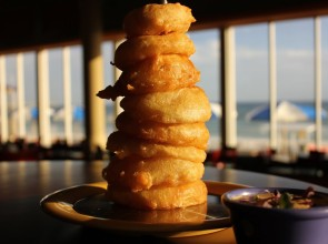 Fried Onion Tower