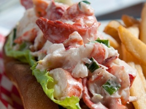 Lobster Roll Sandwich
