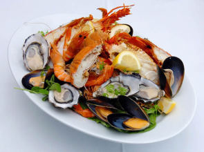 Harry's Special Seafood Platter